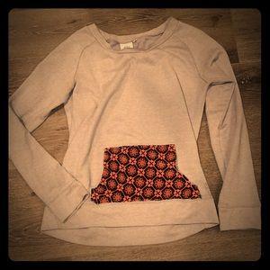 RipCurl gray sweatshirt